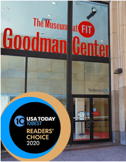 Vote for Fashion INstitute Best Small Museum