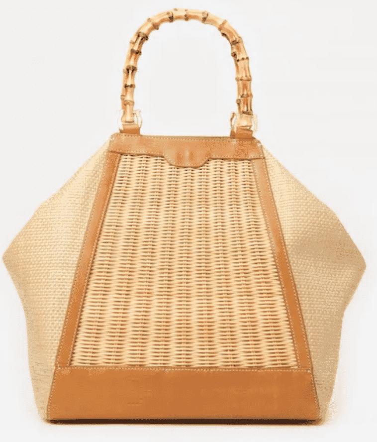 J McLaughlin handbag.   What to wear Windsor Charity Polo Cup