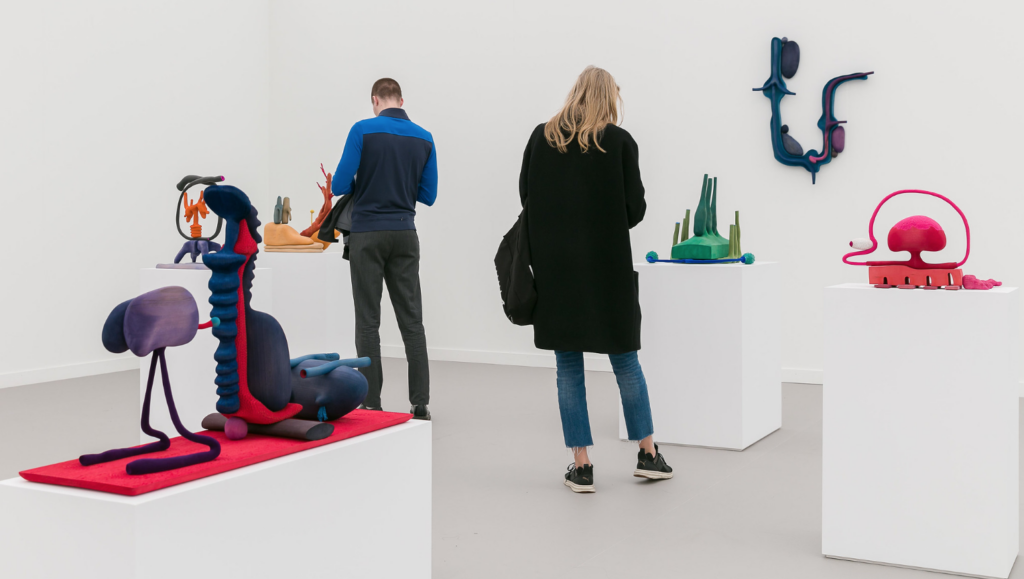 These are the articles that have caught our attention this week. Frieze discover the best contemporary art  NY 2020