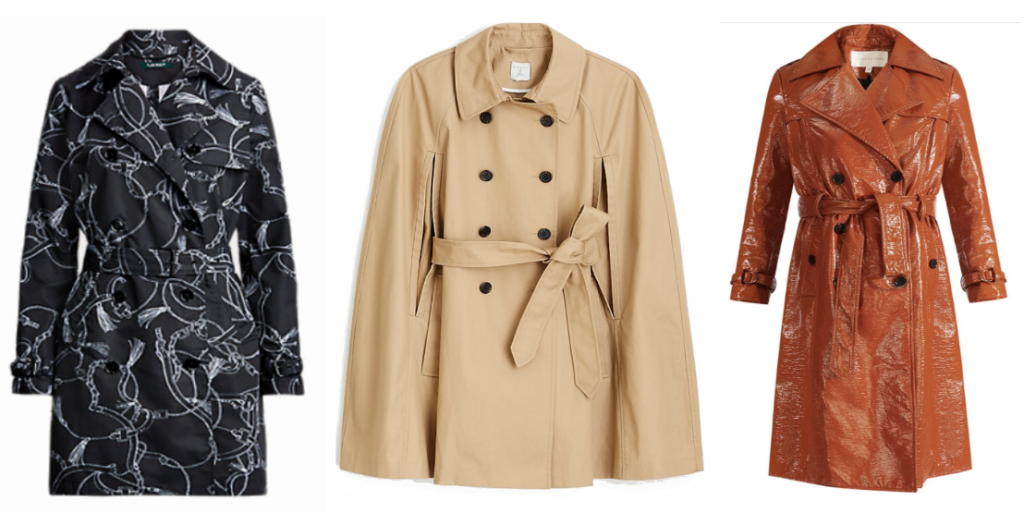 Best Trench Coats for Spring