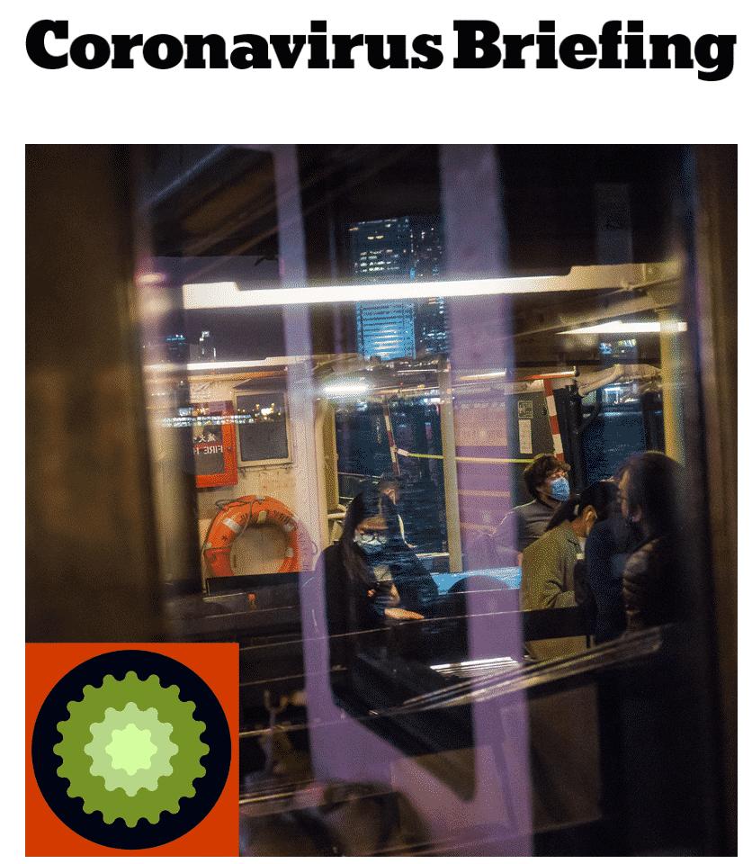 New York Times Coronavirus Briefing