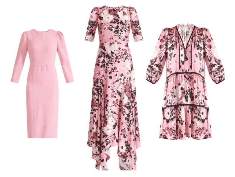 Veronica Beard pink fashion