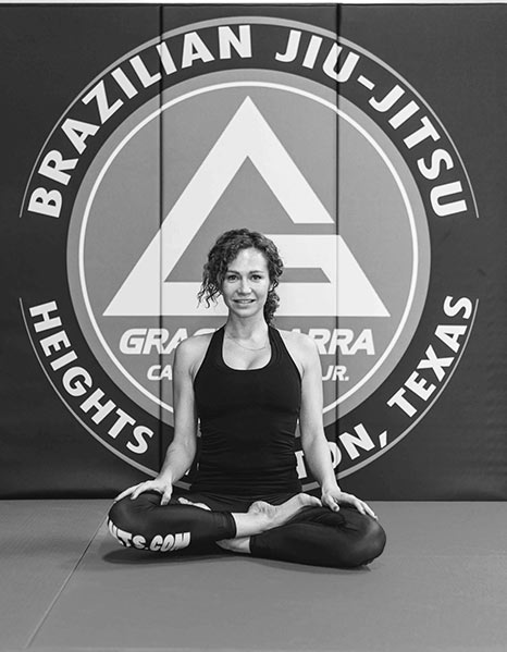 Instructor Shannon Wellins