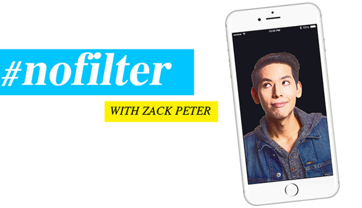 NoFilter with Zack Peter | The Network Studios - Recording