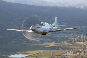 P-51 Mustang Photo Couresty Roger Cain