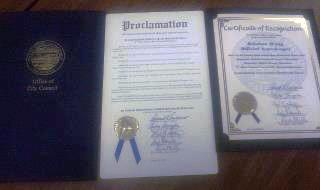 "March 28th 2012 has been proclaimed "" El Camino High School Varsity Basketball Day"""