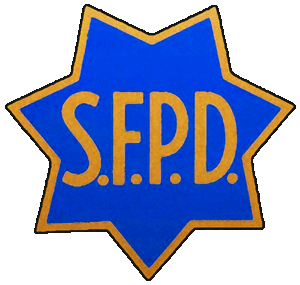San Francisco PD Logo