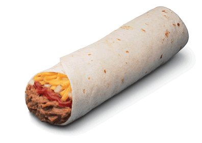 -this photo is NOT a burrito. if you think it is then a smack  down is in order!