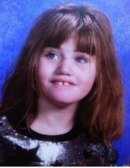 South City's Mikaela Lynch is missing from her Clearlake vacation home.