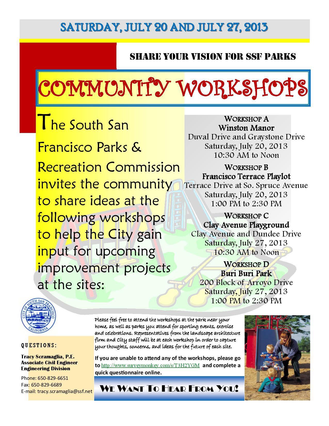 7.2013 Communty wkshp PARKS 4
