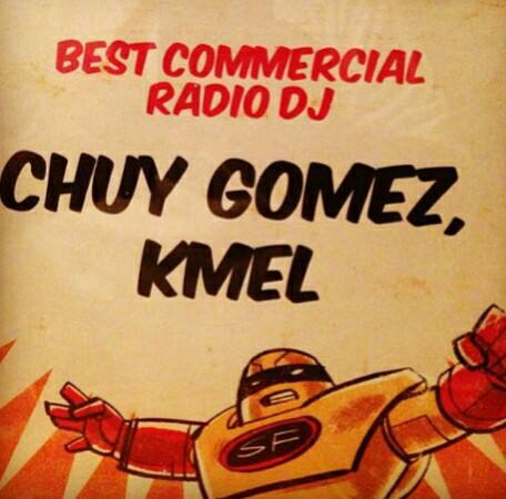 Chuy Gomez July 2013