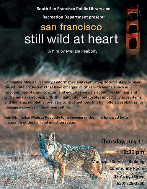 Showing TONIGHT - FREE 6:30pm at the MSB 33 Arroyo Drive