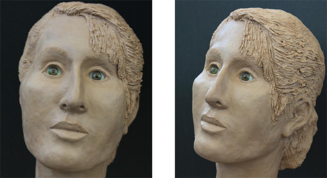Found in January 2013, she was believed to have died 5 years ago Photo: Brisbane PD