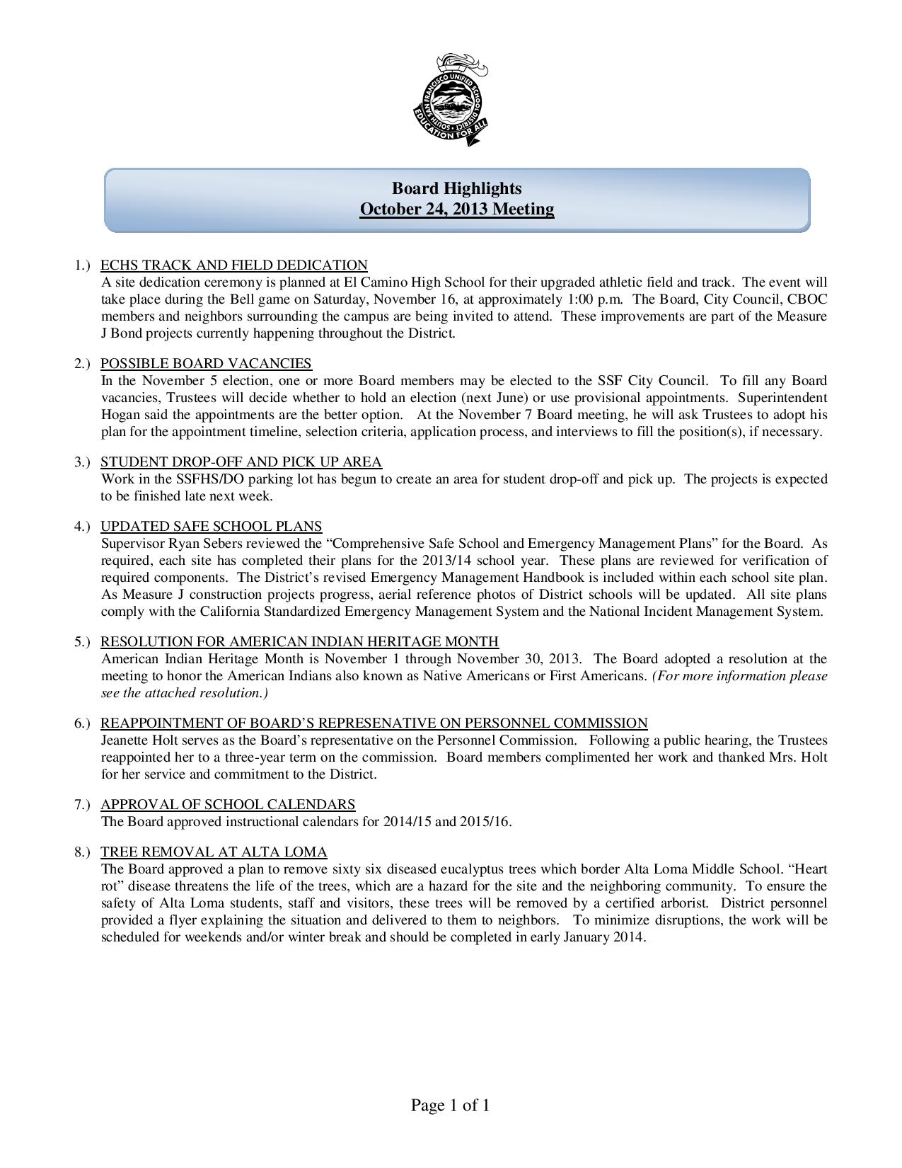 10-24-13 Board highlights-page-001