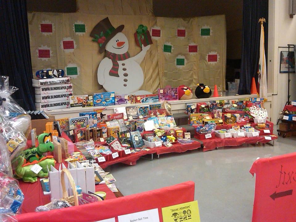 Ponderosa holiday sales 10.2013
