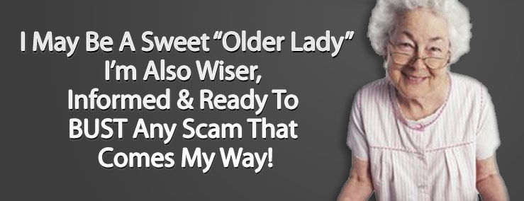We need to empower our seniors to ward off scams!