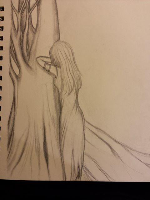 elle sketch 10.2013
