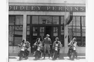 Dudley Perkins