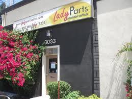 lady parts auto