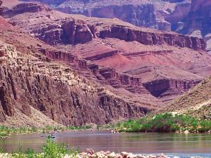 Colorado River provides CA 4.4 million acre-feet Photo: Aquafornia