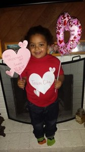 Love for Juliana Submitted by Crystal Cabarle