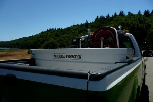 SFPUC Truck Watershed Protection