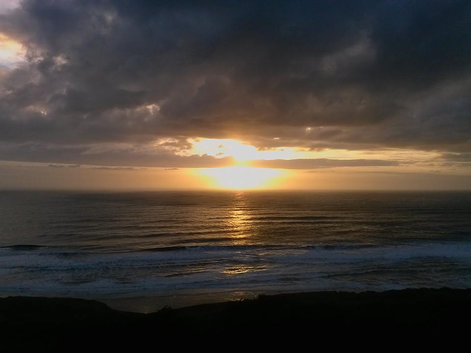 Sunset over Pacifica Glen Wandersee was enjoyed by over 150 neighbors on our FB page.