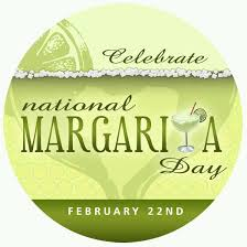 national margartia day
