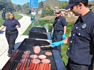 SSFFD BBQ Photo: Sonny Koya