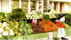 Kaiser's Farmers Market is open on Tuesdays