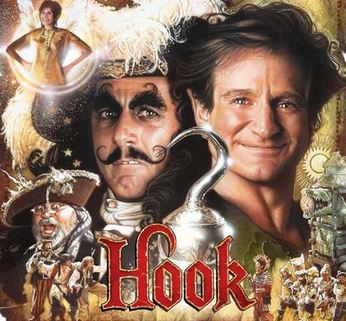 HOOK will be shown on the evening of Sept 19 at Orange Memorial Park FREE