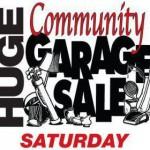 SSF City Wide Garage Sale SATURDAY SEPT 12th