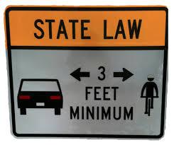 3 feet law