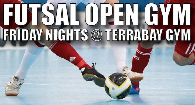 Futsal open gym 9.2014