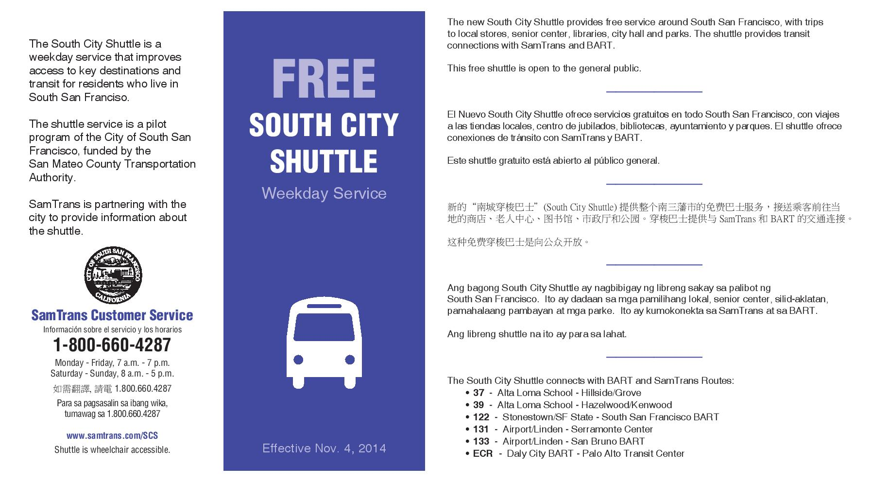 SamTrans Shuttle Schedule 10.2014-page-001