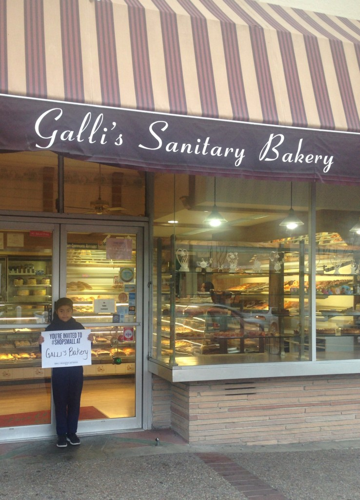 'You know us. You love us. Come visit us!' Galli's is South City's #1 bakery!