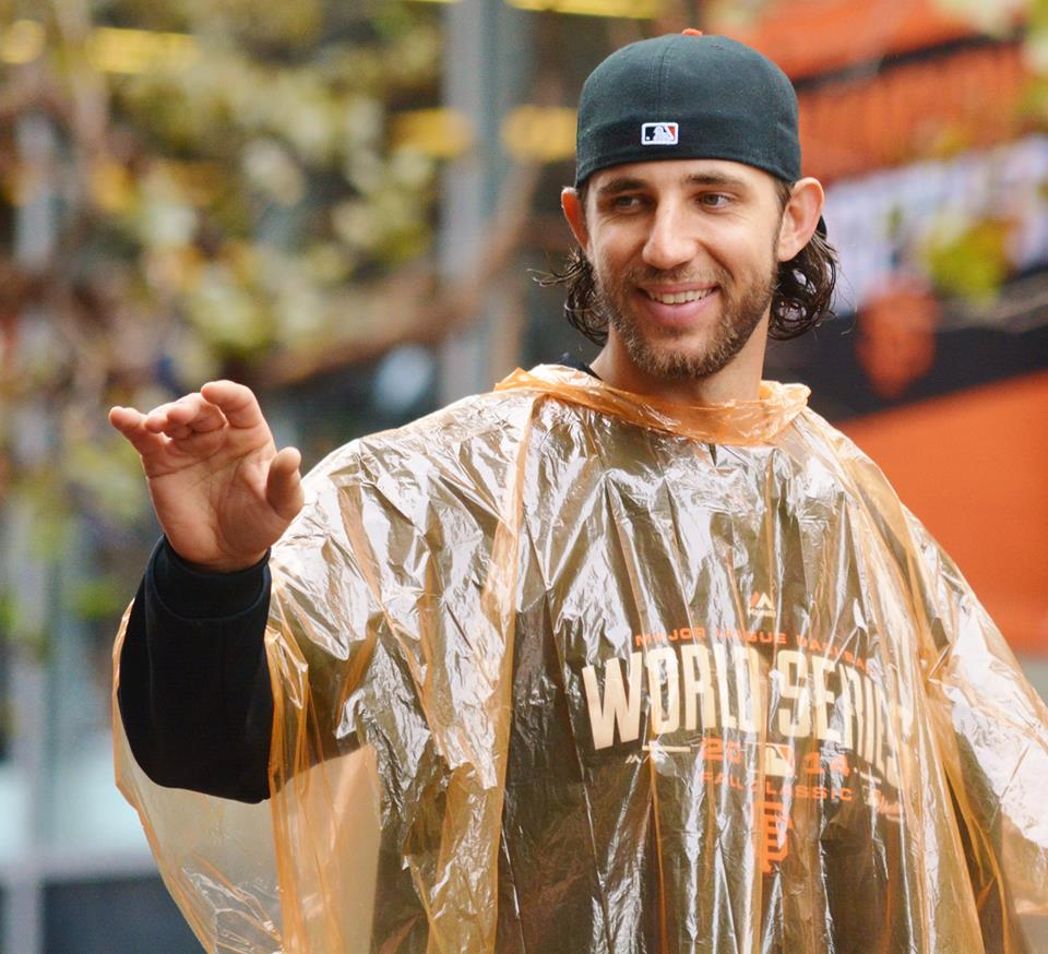 Our MVP Mad Bum - Much deserved 3 time World Series Champ Photo: Vinny Vance