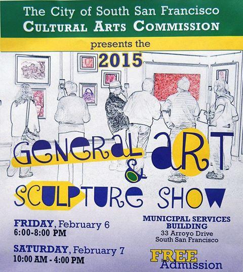 cultural arts show 2.2015