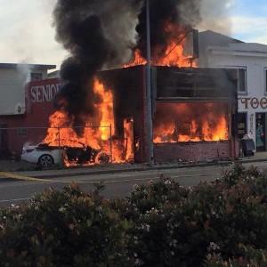 seniore's on fire 1.2015