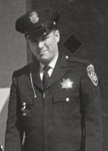 """SSF Police Officer Arthur """"Bill"""" Moyle was killed in the line of duty in 1953"""
