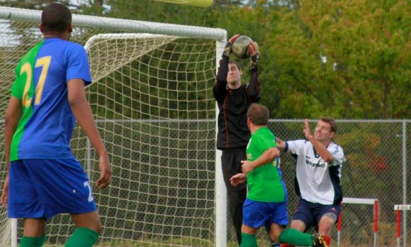bobby quinian SSFAC soccer