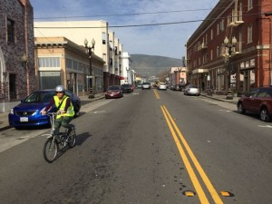 Cyclists' opinions are being sought by SSF