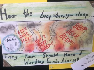 This year's theme Hear the Beep when you sleep will be well remembered.