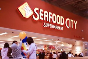 Seafood City is one of the tenants at the Westborough Hills Shopping Center