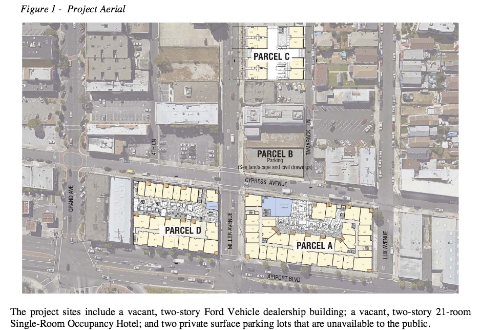 Development Ford Bld Blocks