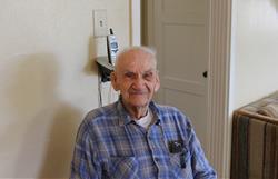 Happy 100th Birthday Ray! Photo: City of SSF