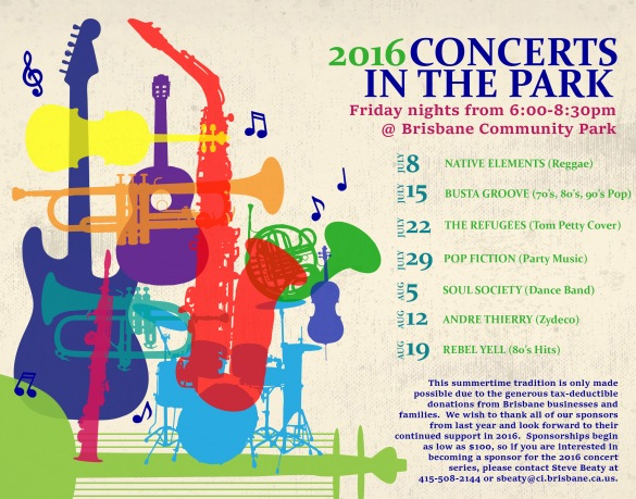 escbrisbane concert park