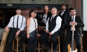 The Soul Society Band will be performing at the Brisbane Community Park Friday August 4th.
