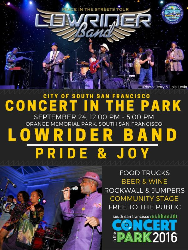 concert in the park 2016