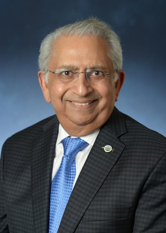 Mayor Pradeep Gupta